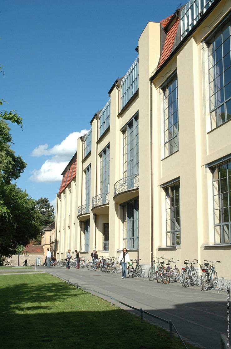 Le Bauhaus en Thuringe : 5 sites incontournables