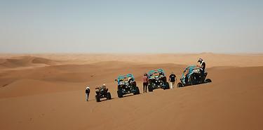 Maroc en Buggy : Raid dans les dunes du Sahara