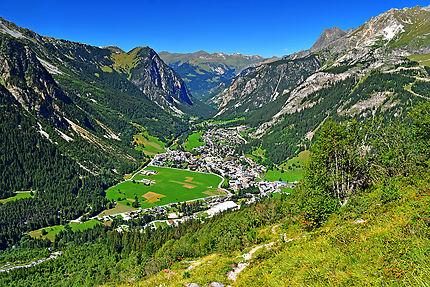 Vallée de Pralognan, massif de la Vanoise