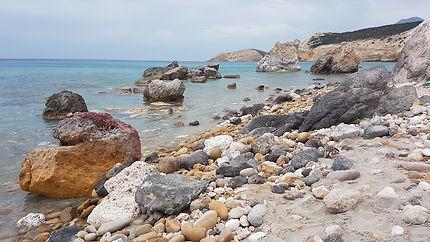 Les Cyclades, Ile de Milos