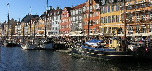Retour du Seeland au Danemark