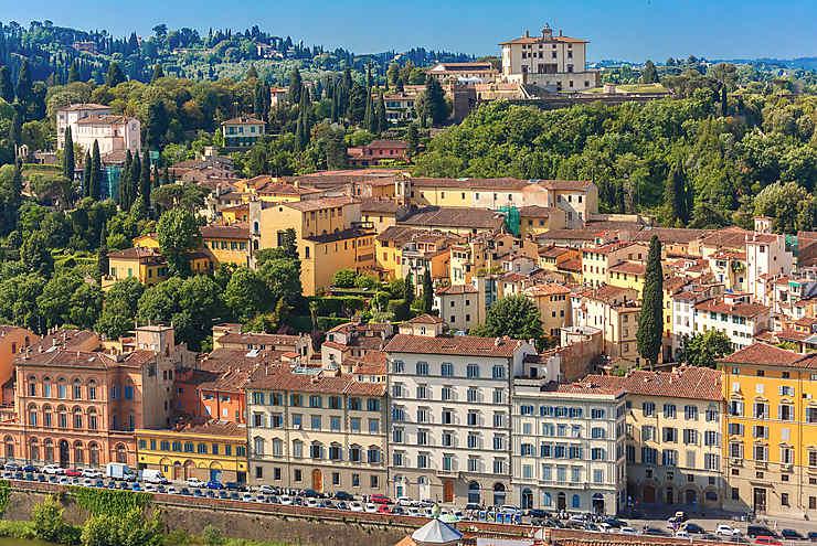 L'Oltrarno, l'autre Florence