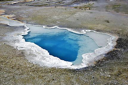 Les merveilles du Yellowstone