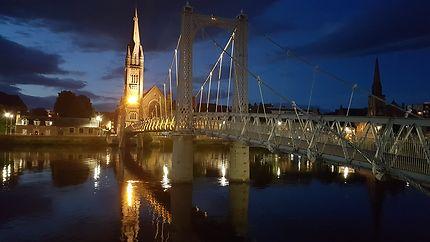 Une nuit à Inverness