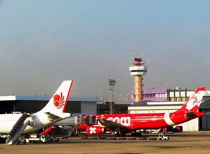 Tour de controle de l'Aéroport de Don Muang