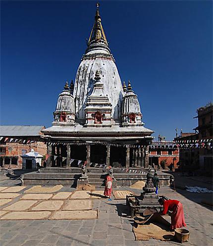 Place de Bungamati