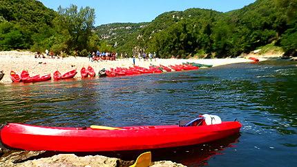 Séjour en Ardèche