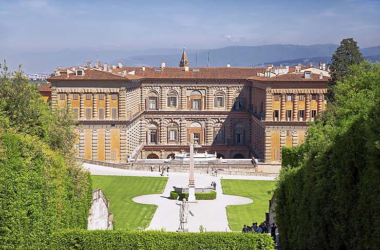 Santo Spirito, sur le chemin du Palazzo Pitti