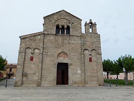 Sardaigne - Olbia - basilique san simplicio