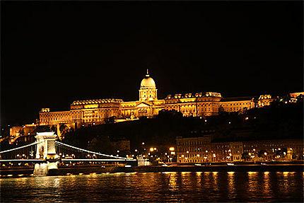 Palais Royal depuis le parlement