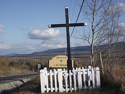 Croix à La Rédemption