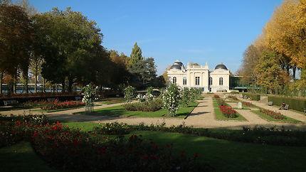 Le parc et le musée de la Boverie, Liège
