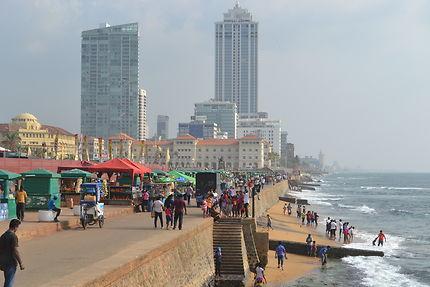 Expédition à Colombo