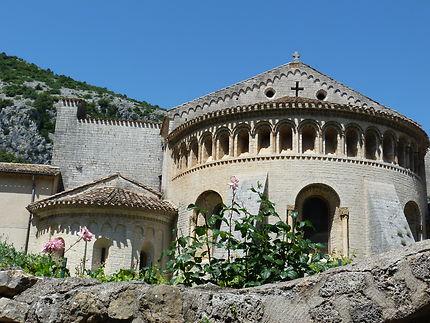 Abbaye de Saint Guilhem du Desert Herault