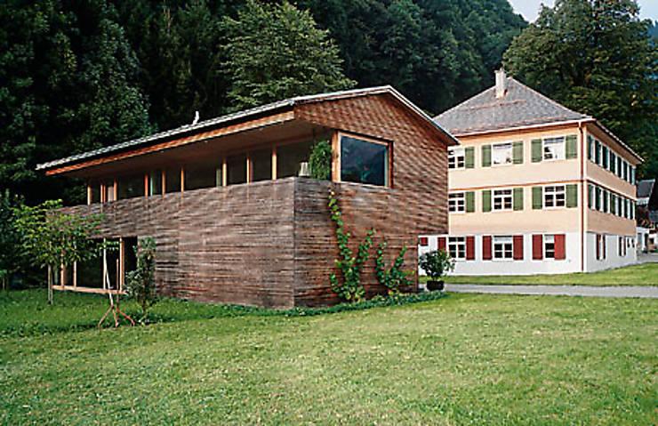 Le Bregenzerwald, entre tradition et modernité