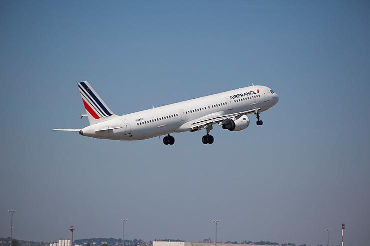 Aérien - Air France : de nouveaux vols province-étranger cet été