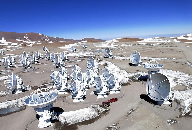 ALMA : le plus grand centre d'astronomie du monde