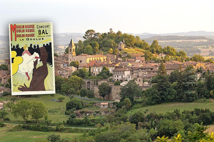 Albi et le Tarn, sur les traces de Toulouse-Lautrec