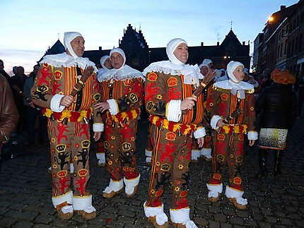 Rassemblement des Gilles - Carnaval