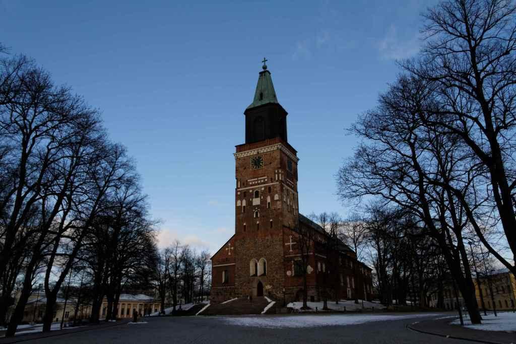 Turku (Åbo) - Finlande