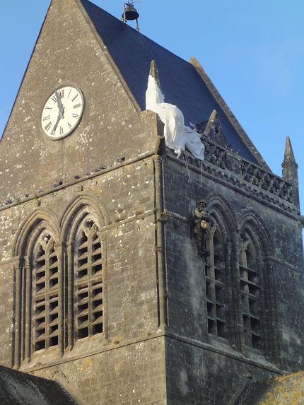 Eglise de Sainte-Mère-Eglise, Manche