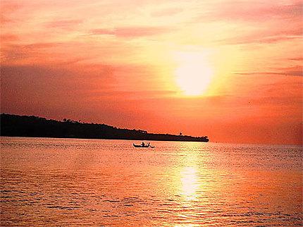 Le charme de l'Indonésie