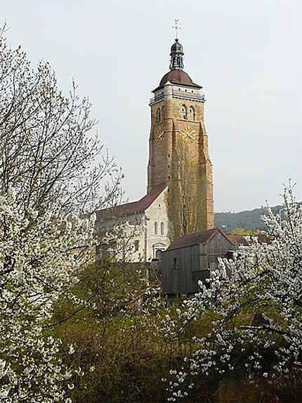Eglise d'Arbois