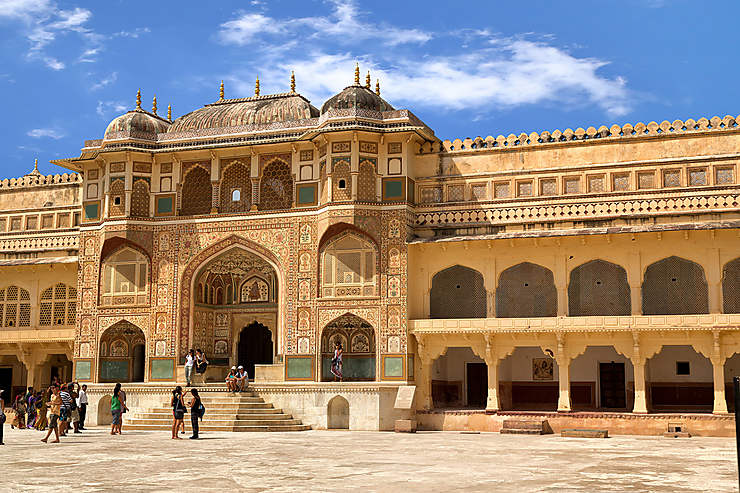 Inde : les palais des maharajas au Rajasthan