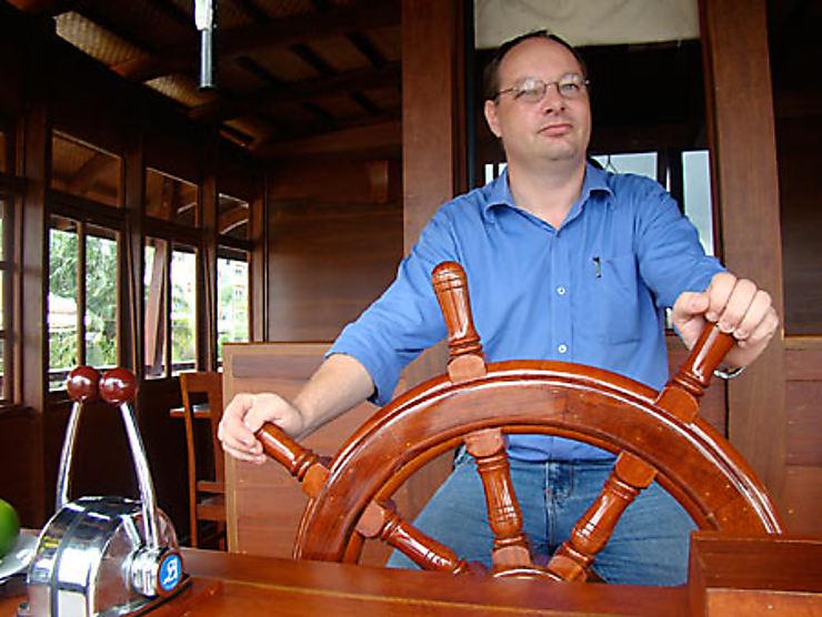 Benoît Perdu, moderne Asiate du delta