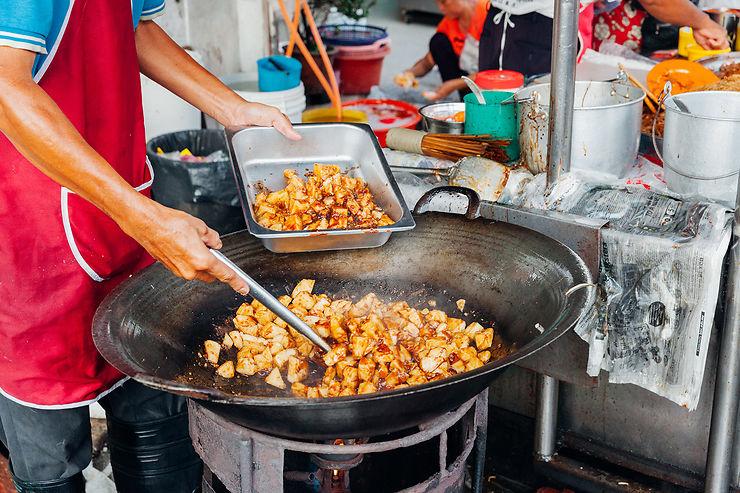 Île de Penang : une cuisine amoureuse des rues et cantines