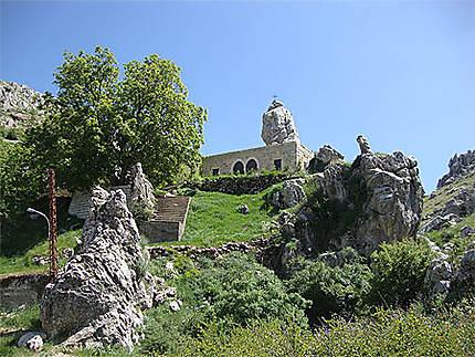 Eglise à Laqlouq