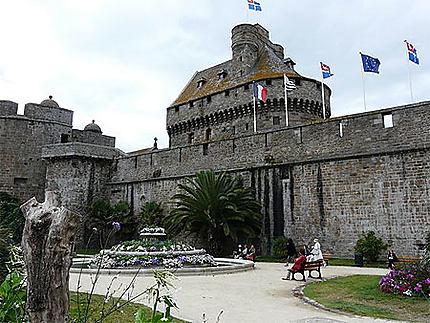 Entrée du Vieux Saint-Malo