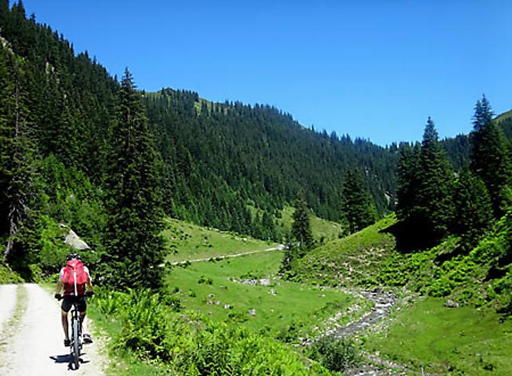 Vallée du Montafon : la montagne sportive