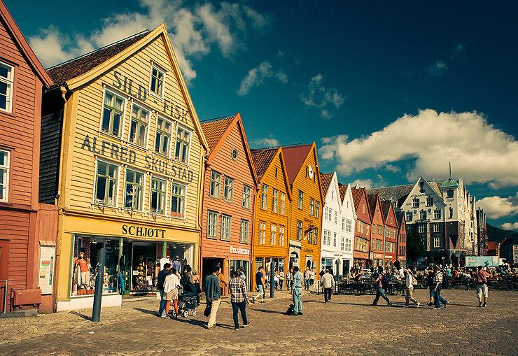 Norvège : Bergen, 5 raisons d'y aller