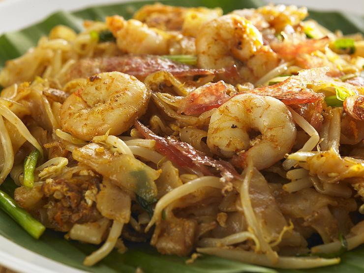 Les cuisines chinoises de George Town