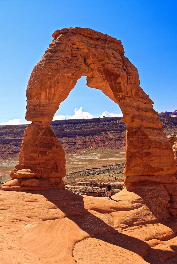 8 - Parc national des Arches (Utah)