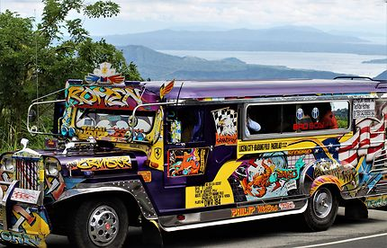 le jeepneys