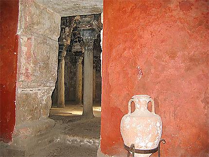 Les bains arabes de Palma
