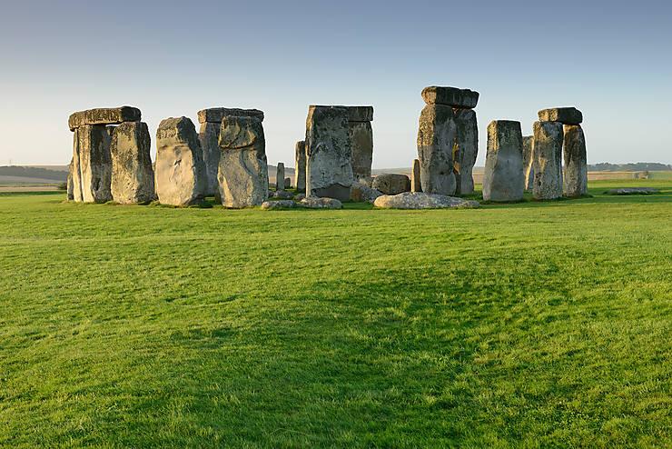 Visite de Stonehenge