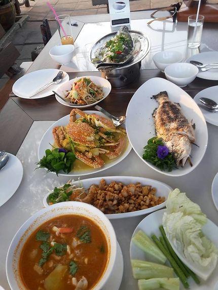 Restaurant rawai