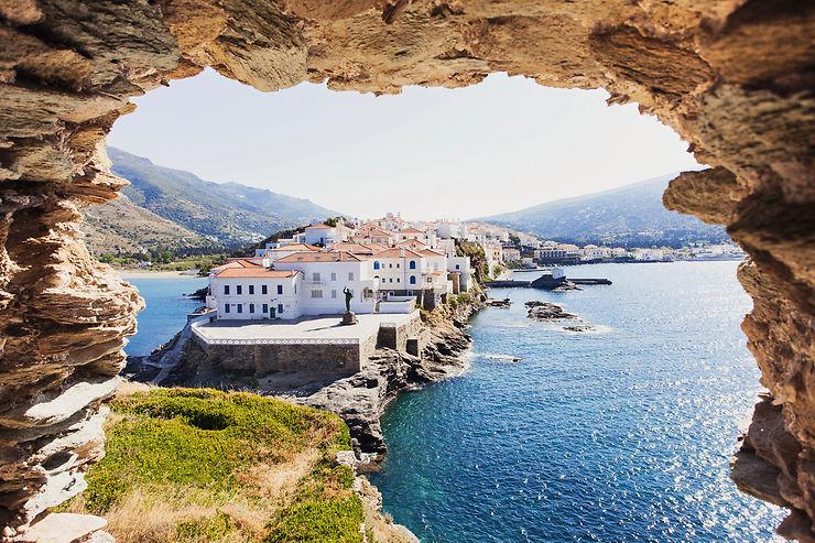 Andros et Tinos : cap sur les îles vénitiennes des Cyclades
