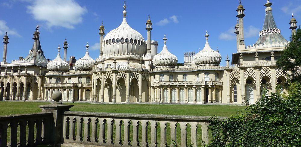 Carnet de voyage, échange de maison à Brighton