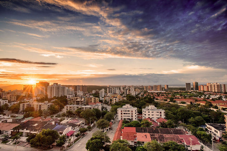 La Shakira Route à Barranquilla