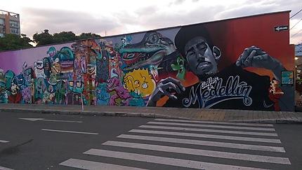 Medellin une ville aux mille artistes