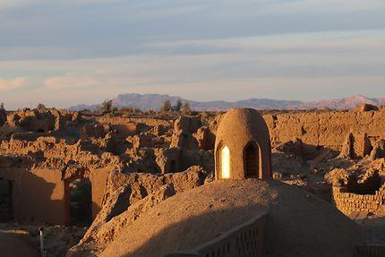 Tabas ville ancienne