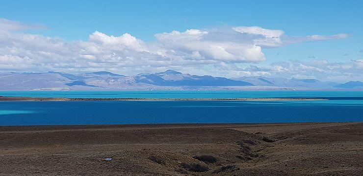 Lac Argentino, Argentine