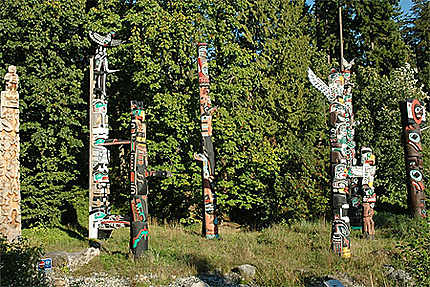 Totems indiens