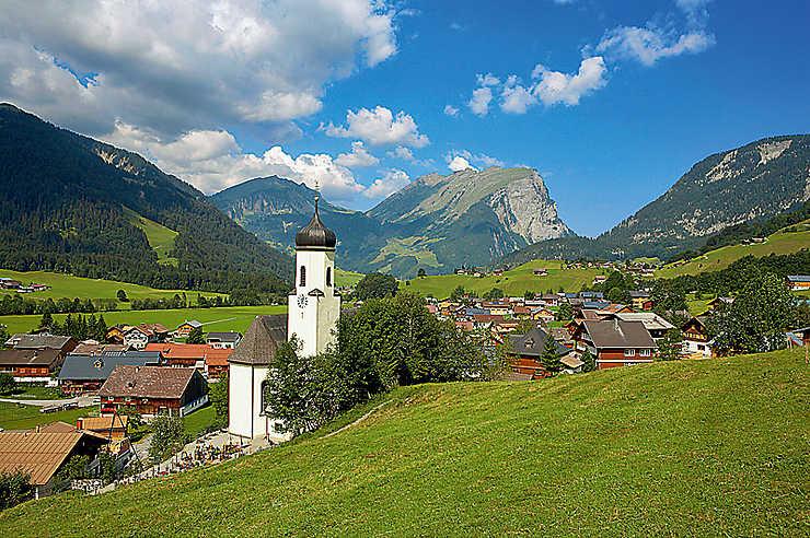 Autriche : le Vorarlberg, au sommet