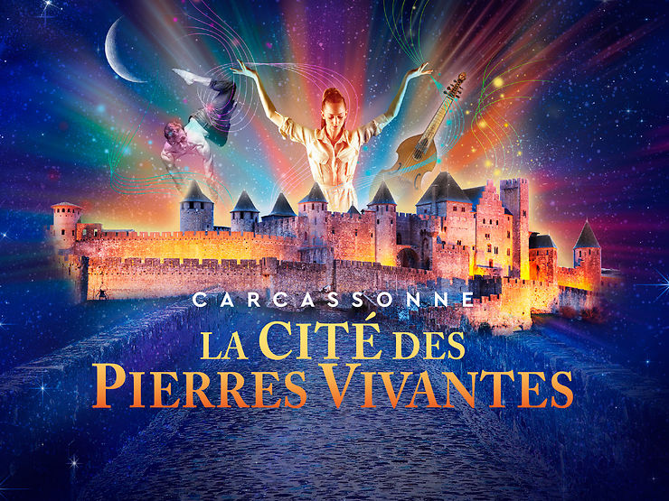 « La Cité des pierres vivantes » au Château Comtal de Carcassonne