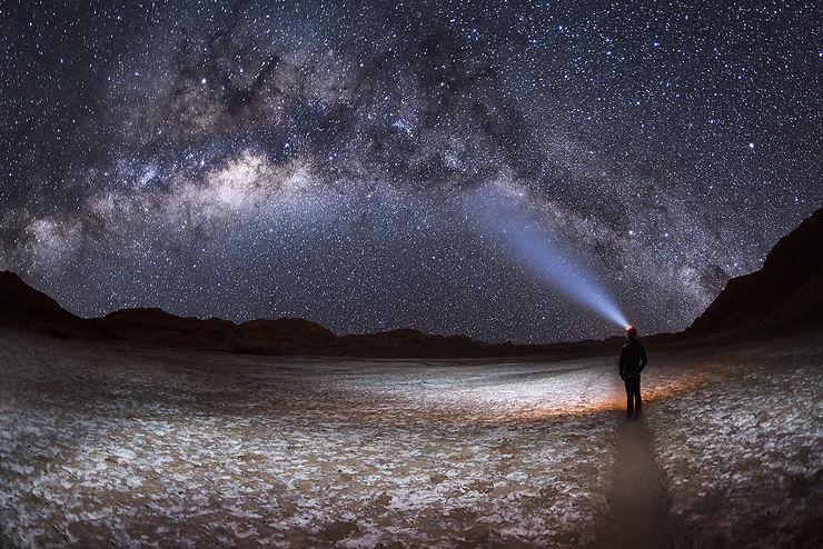 Chili : observer les étoiles dans le désert d'Atacama